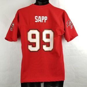 Warren Sapp Youth Jersey Tampa Bay Buccaneers